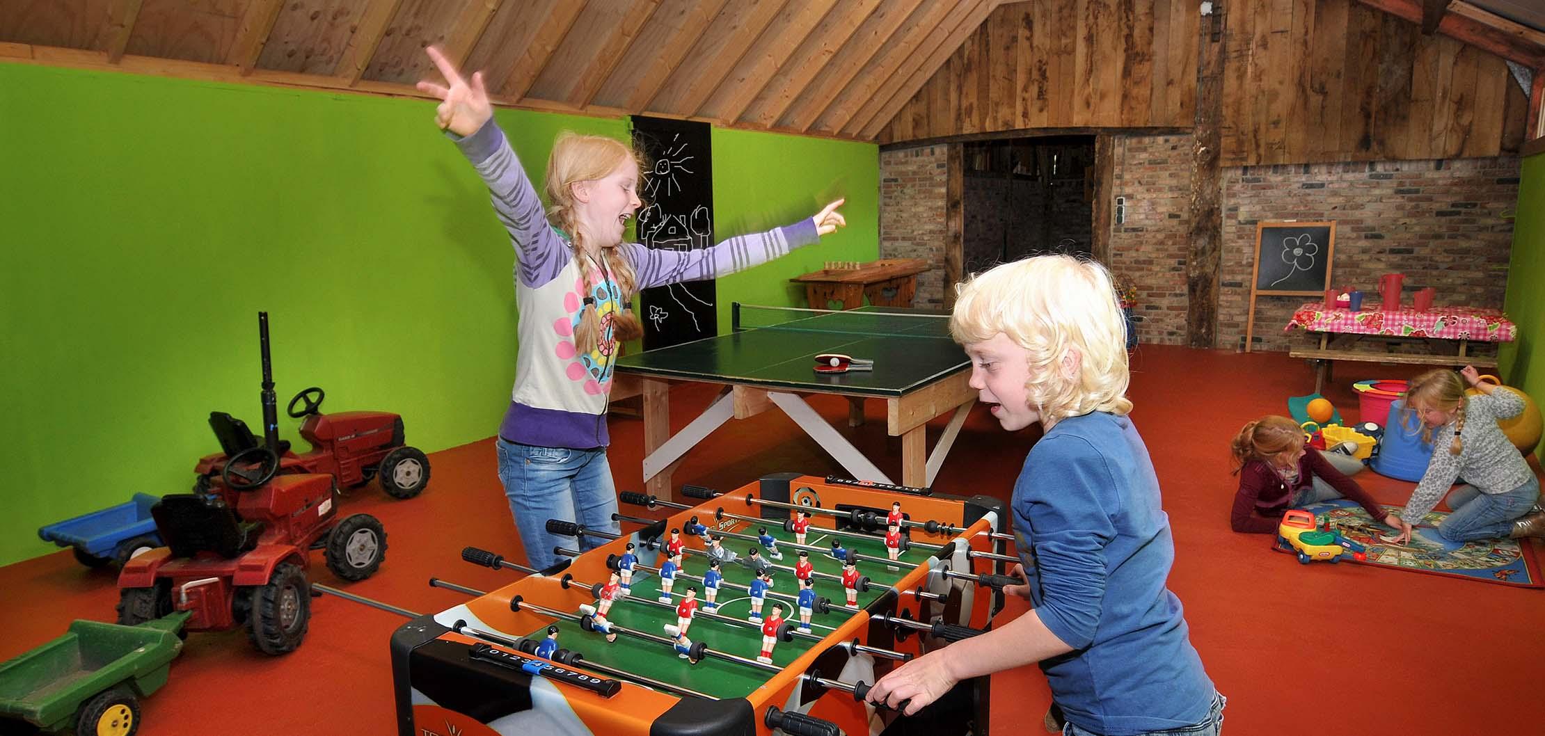 Indoor spelen